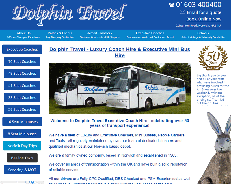 www.dolphincoachhire.co.uk